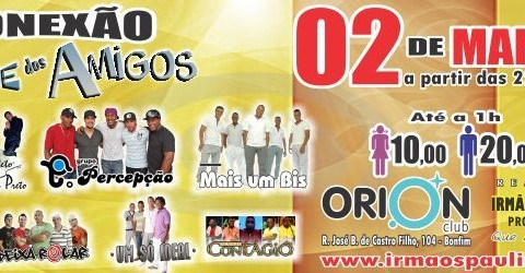 ORION CLUBE SEXTA DOIS